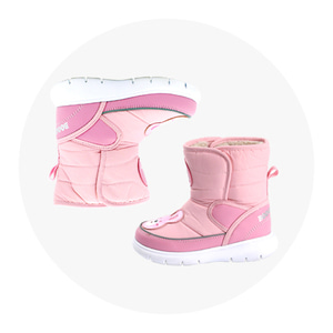 CHARACTERBOOTS 2-PINK
